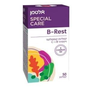 B-Rest קומפלקס B וC